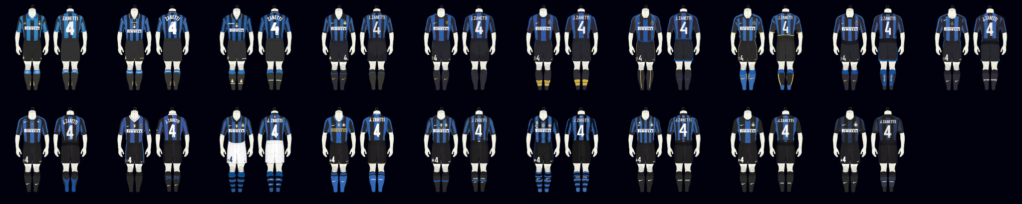 Zanetti_Shirts_Black